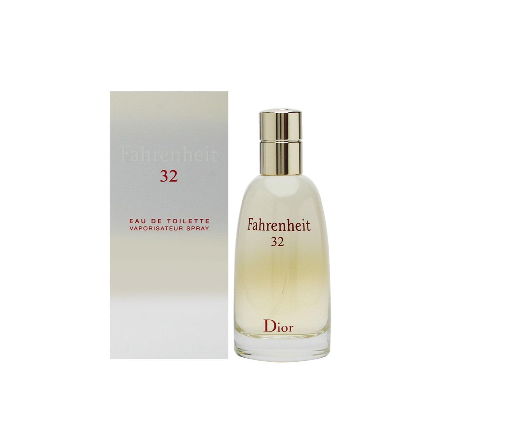 Christian Dior Fahrenheit 32 Eau De Toilette For Men 50ml Upc