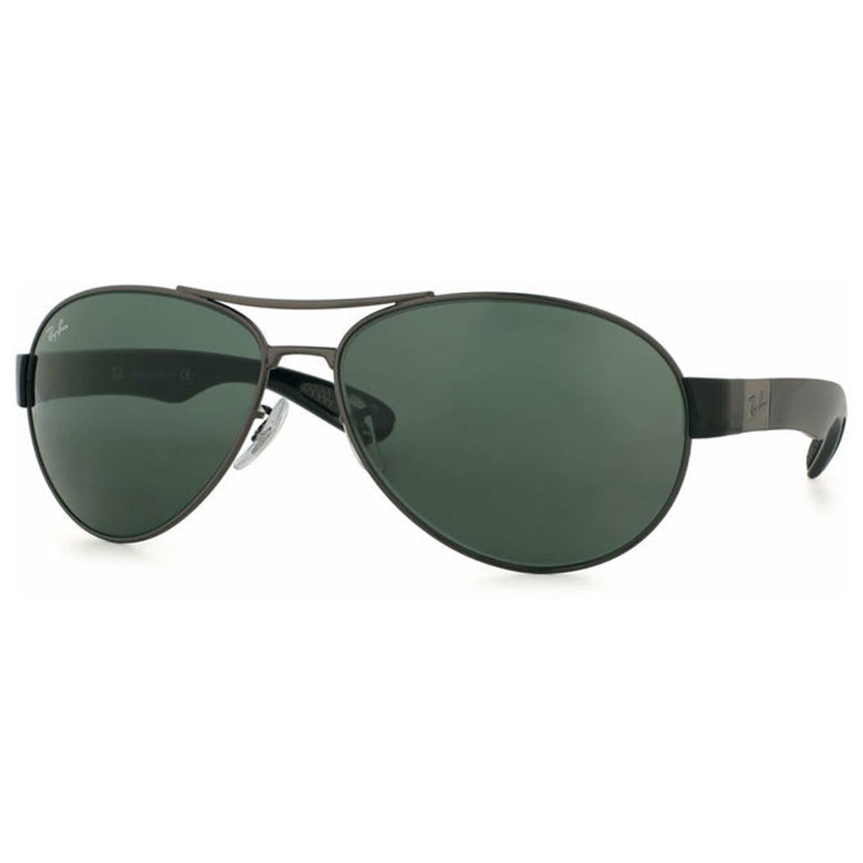 c0c853964 راي-بان نظارات شمسية RB3509 أفياتور للجنسين، عدسة لون أخضر، 004/9A-63 -  UPC: 8053672066753 | أسواق.كوم