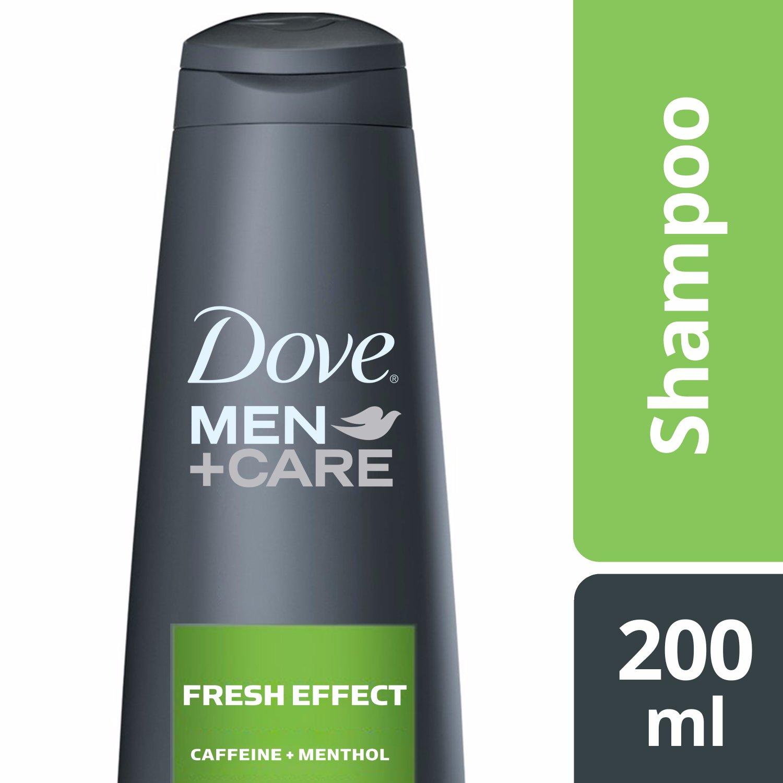 Dove Plus Care Fresh Effect Shampoo For Men 200ml Upc