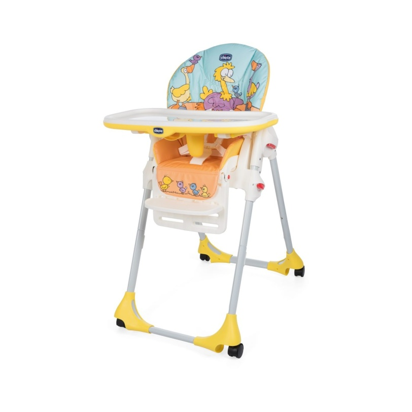 Multiple Heights Mirage was £79.00 Chicco Polly Easy Highchair 4Wheel OFFER