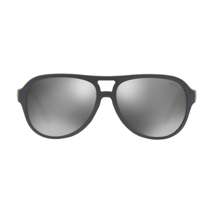 5d602844e رالف لورين نظارات شمسية أفياتور للرجال، عدسة لون فضي مرآة، PH4123  5628/6G-58 mm - UPC: 8053672713053 | أسواق.كوم