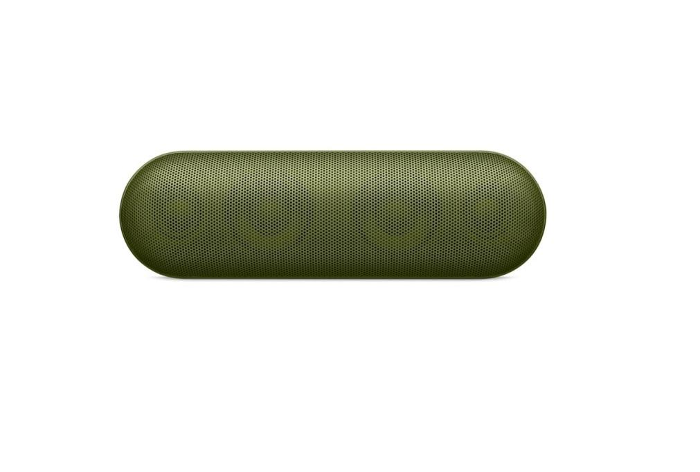 Beats Pill Plus Portable Speaker, MQ352, Turf Green - UPC