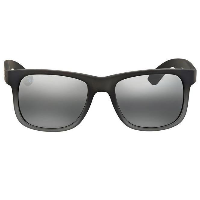 53646ac5d راي-بان نظارات شمسية مربعة للجنسين، عدسة لون فضي، RB4165 85288-51 - UPC:  713132587119 | أسواق.كوم