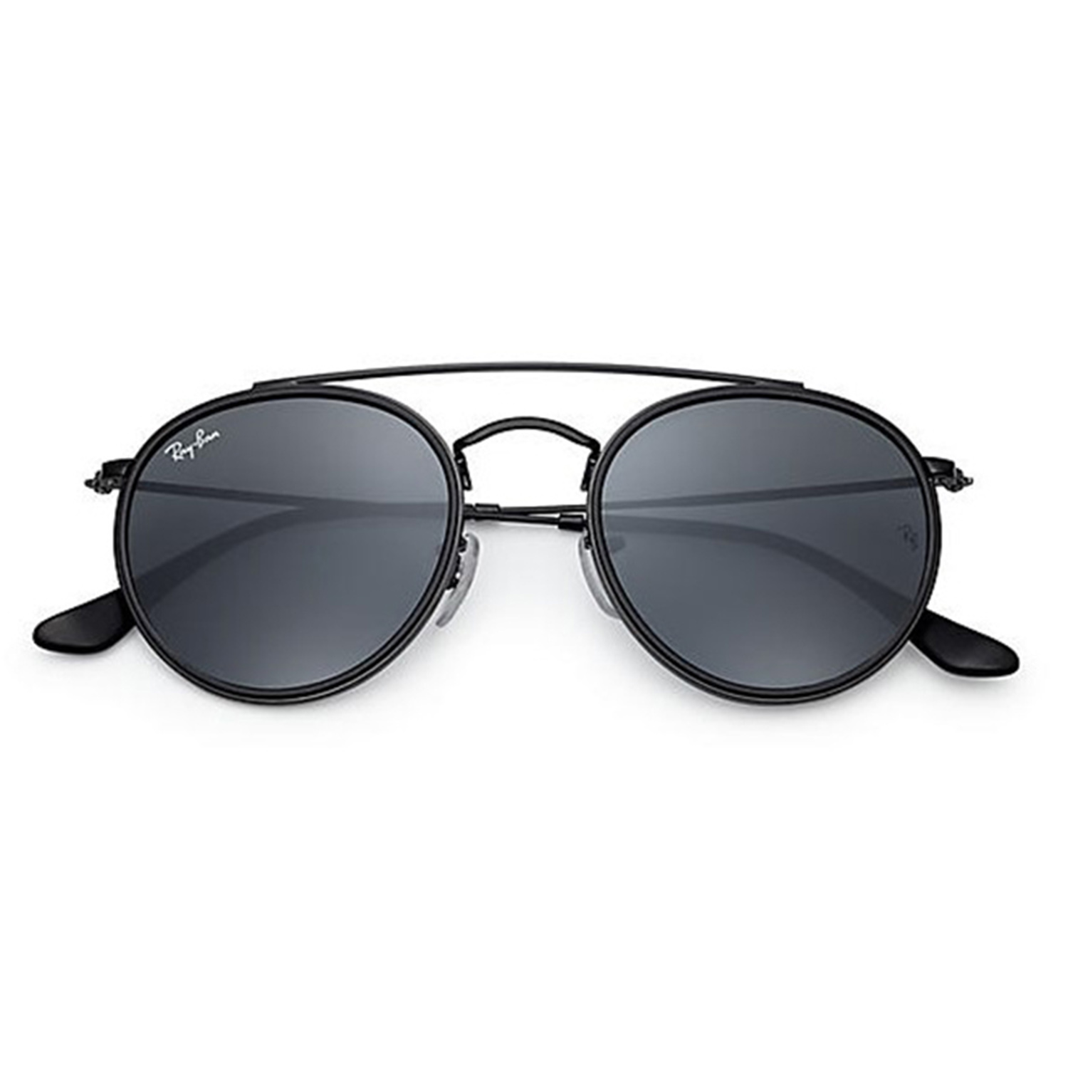 3cd354010f6 Ray Ban RB3647N Round Shape Sunglasses For Unisex