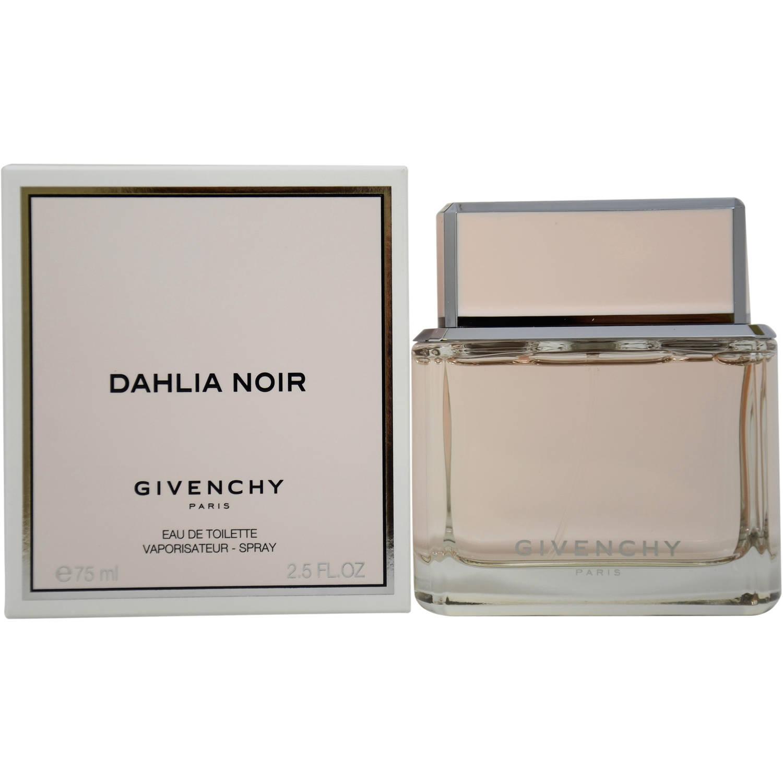Givenchy Dahlia Noir Eau De Toilette For Women 75ml Upc