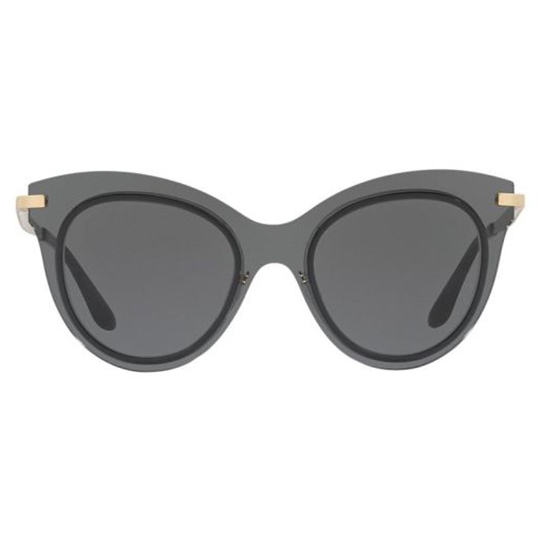 214710297 دولشي آند غابانا نظارات شمسية عين القطة للنساء، عدسة رمادية، DG2172  02/87-51 mm - UPC: 8053672720501 | أسواق.كوم