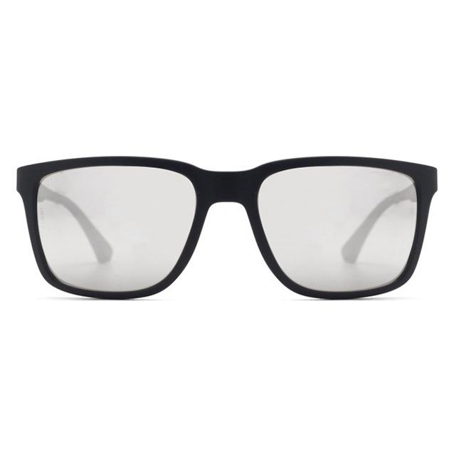 3fee3c7c07f7 Emporio Armani EA4047 Square Sunglasses for Men