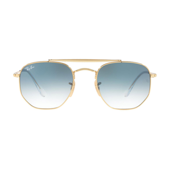 2f561661b راي بان نظارات شمسية RB3648 سداسية الأضلاع للجنسين، عدسة لون أزرق،  001/3F-54 - UPC: 8053672828061 | أسواق.كوم