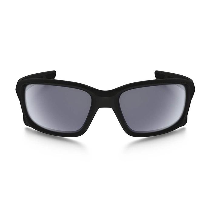 4eb747aac أوكلي OO9331 سترايت لينك نظارات شمسية مستطيلة الشكل للرجال، عدسة لون رمادي،  933102-58 - UPC: 888392228871   أسواق.كوم
