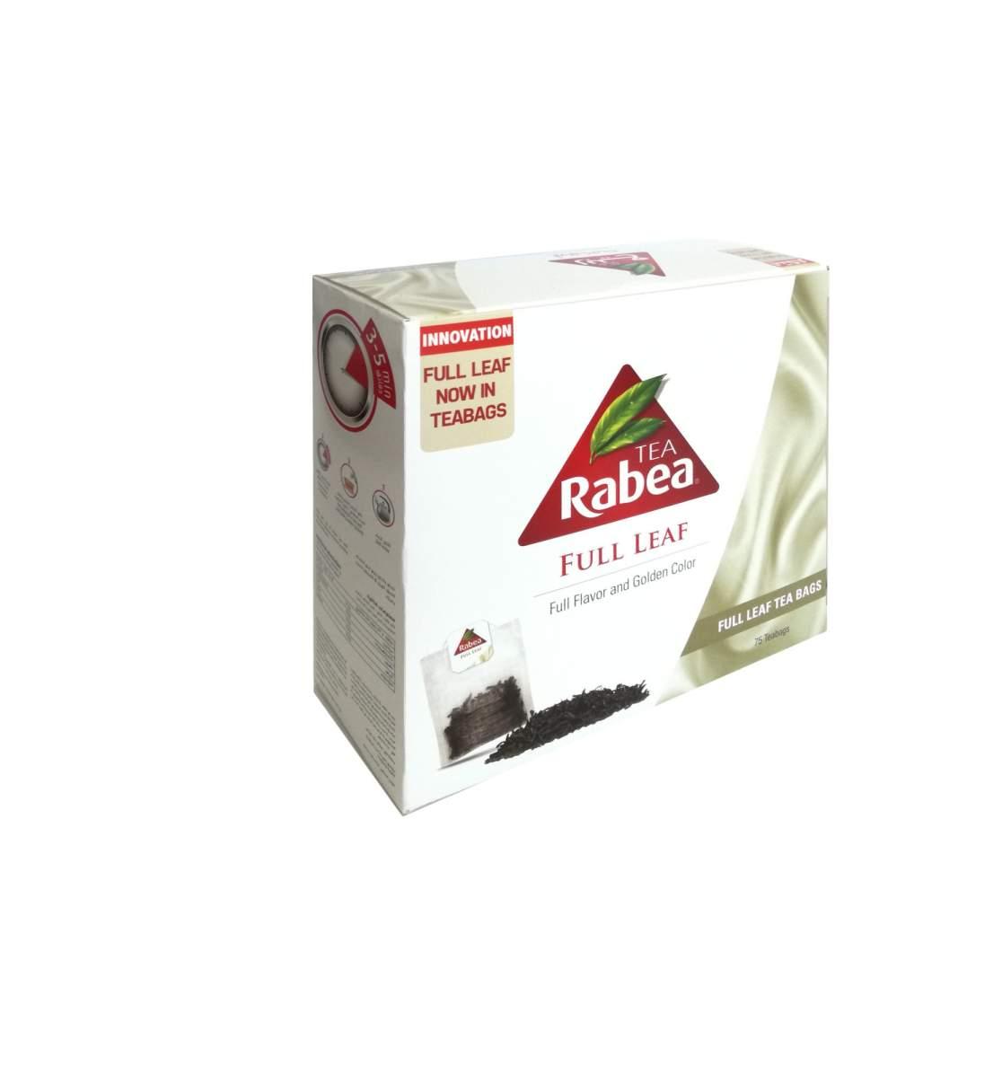 ربيع شاي أسود الأوراق الكاملة 75 كيس Upc 6281013221192 أسواق كوم