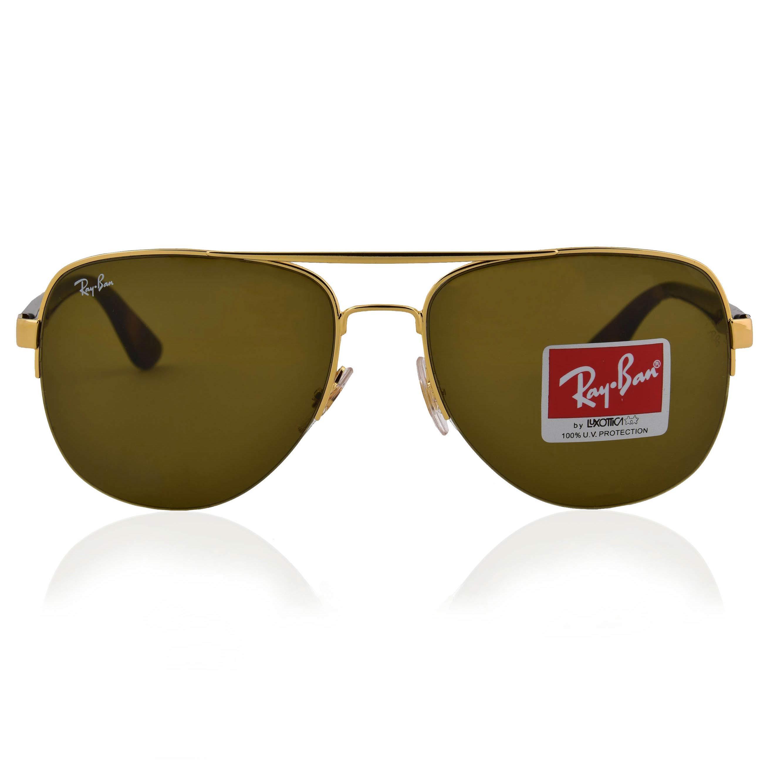 9f5c145e8 راي-بان نظارات شمسية RB3552I أفياتور للجنسين، عدسة لون بني، 001/73-58 -  UPC: 8053672655834 | أسواق.كوم