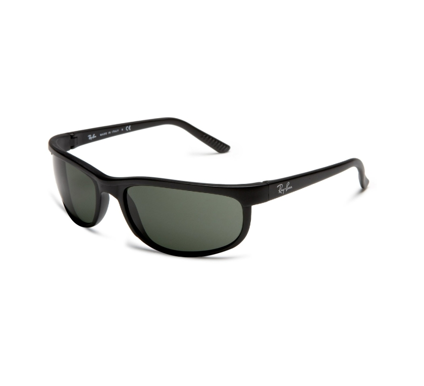 224f09e1d راي-بان نظارة شمسية مستطيلة للرجال، عدسة لون أخضر، RB2027 W1847-62 - UPC:  805289614098 | أسواق.كوم