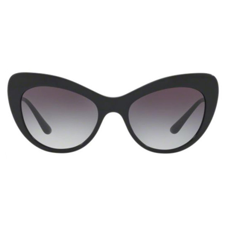 6c16e4755 دولشي آند غابانا نظارات شمسية عين القطة للنساء، عدسة رمادية، DG4307B  2525/8G-52 mm - UPC: 8053672720242 | أسواق.كوم