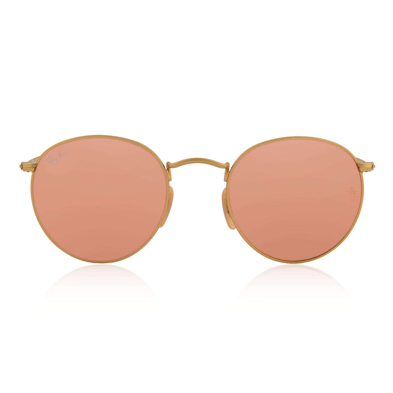 416c5bb84 راي-بان نظارة شمسية دائرية للجنسين، عدسة لون نحاسي، RB3447 112Z2-50 - UPC:  8053672227086 | أسواق.كوم