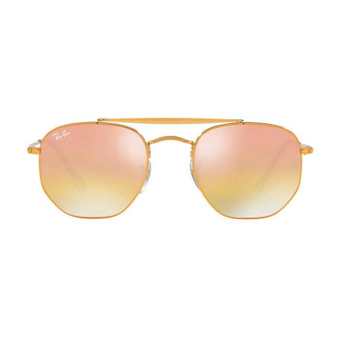 750b4408a راي-بان نظارات شمسية RB3648 سداسية الأضلاع للجنسين، عدسة لون زهري،  9001I1-54 - UPC: 8053672828108 | أسواق.كوم