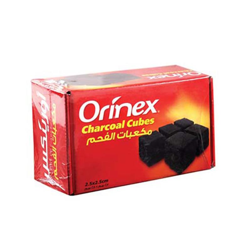 أورينكس مكعبات فحم للشيشة 500 غرام Upc 6281063142577 أسواق كوم