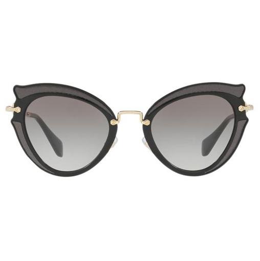 ded5491b6 مياو مياو نظارات شمسية عين القطة للنساء، عدسة رمادية، MU05SS VIE/0A7-52 mm  - UPC: 8053672740141 | أسواق.كوم